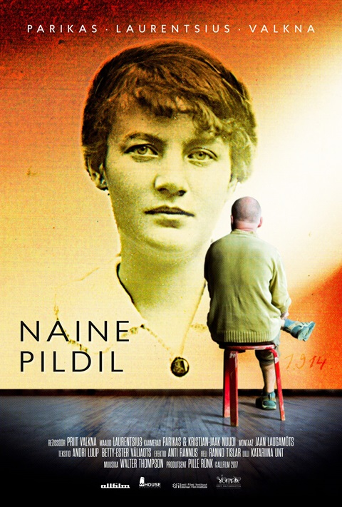 NAINE PILDIL poster
