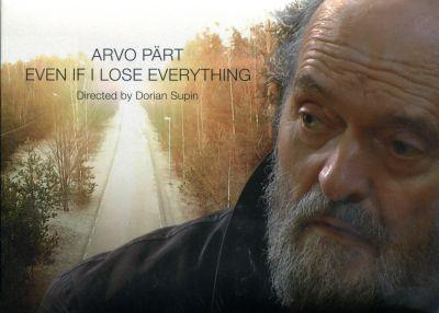 arvo part even if i lose everything dvd